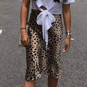 Realisation Par Cheetah Naomi Skirt
